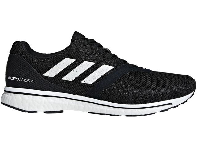 info for ff4d0 15e20 adidas Adizero Adios 4 - Chaussures running Homme - noir